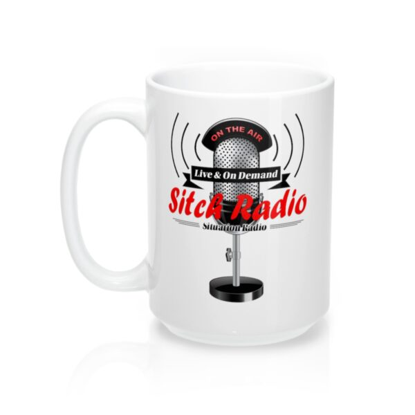 Sitch Radio Coffee/Tea Mug